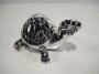 2351 Tartaruga placcata argento, misura 1