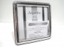 1005 cornice in puro argento 925 massiccio, foto 9x9