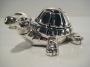 2352 Tartaruga placcata argento