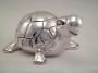 2354 Tartaruga  grande placcata argento