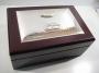5505 Nozze D'Argento ,Cofanetto montato argento 925